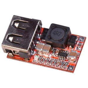 Regulateur-Convertisseur-USB-6-24V-vers-5V-3A-DC-DC-Step-Down-Power-Supply-Auto
