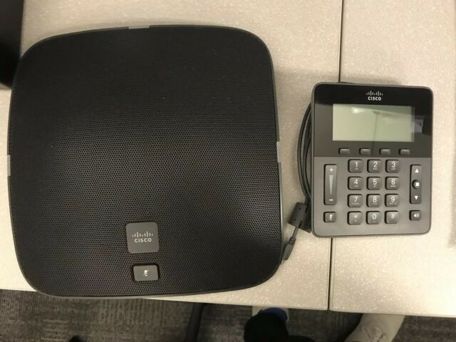 Cisco 8831 IP Conference Phone Cp-8831-dc-k9 Keypad