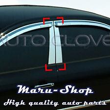 Chrome B-Pillar Post Decal Sticker Trim for 06~10 Hyundai Sonata