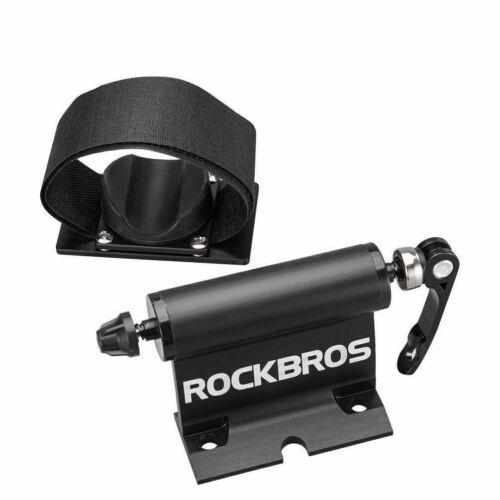ROCKBROS Bike Car Truck Quick-release Alloy Fork lock Roof Mount Rack Carrier