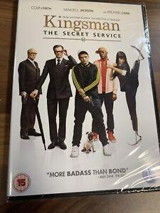 Kingsman-The-Secret-Service-DVD-2015-Samuel-L-Jackson-Vaughn-DIR-cert-15