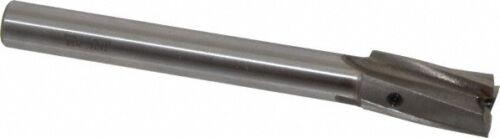 "Straight Shank Value Collection 11//16/"" Diam Int... Diam 1//2/"" Shank 3 Flutes"