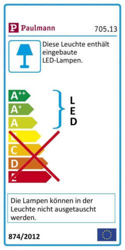 Paulmann SimpLED Motion Set beschichtet verschiedene Längen RGB