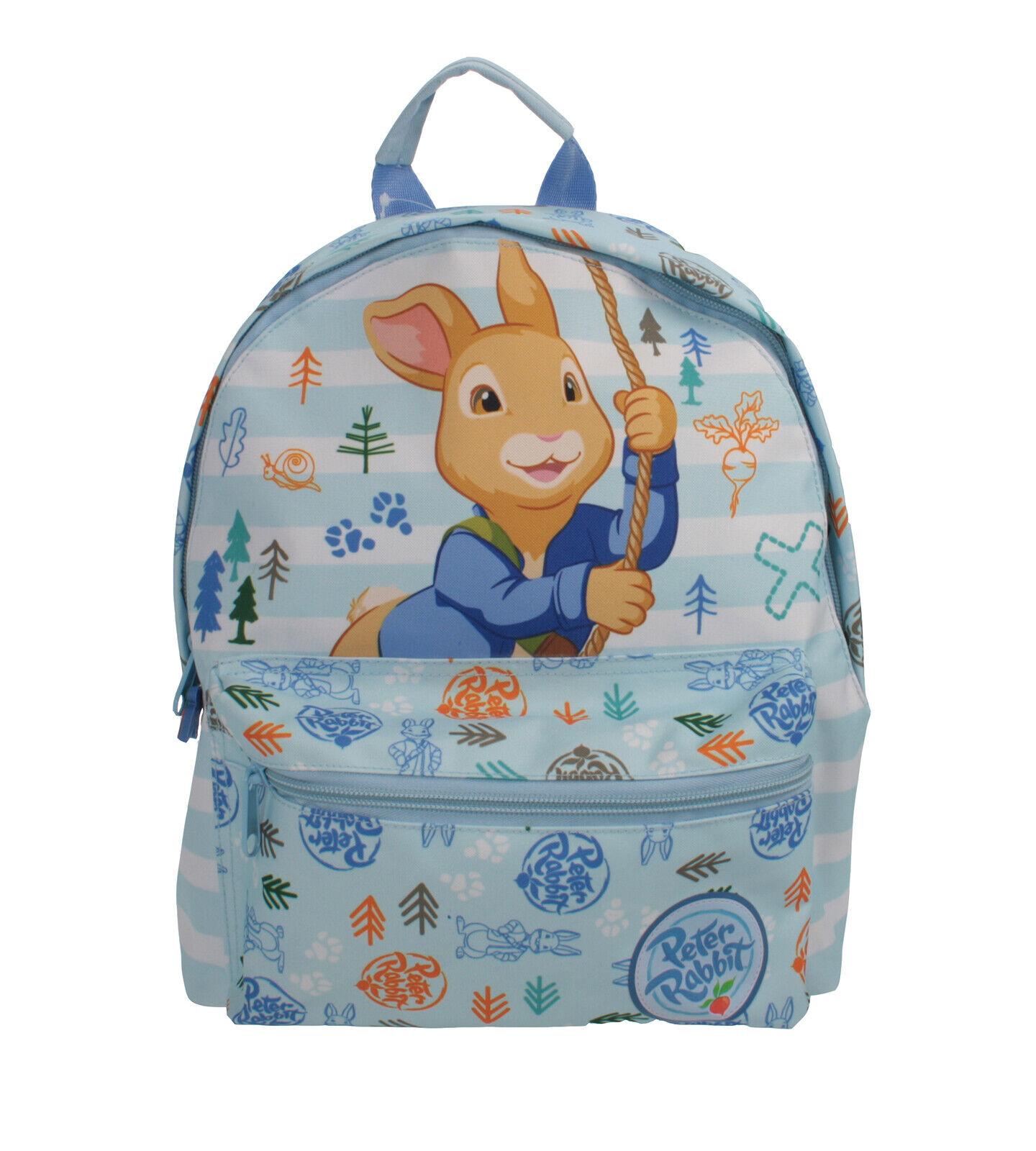 Peter Rabbit Girls Mini Roxy School Bag Rucksack Backpack Brand New Gift