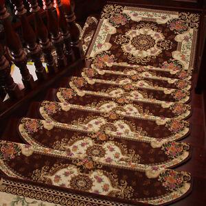 Keyama Non Slip Stair Carpets Free Tape Stair Treads Mats