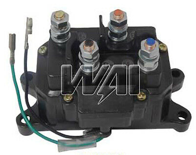 ATV Winch Contactor Solenoid Warn # 63070 62135 74900 2875714 FREE on