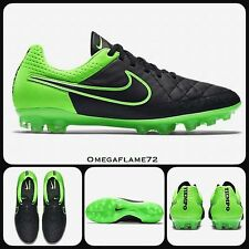 Nike Tiempo Legend V AG-R PRO ACC Football Boots 717143-003 UK 8.5 EU 43 US 9.5