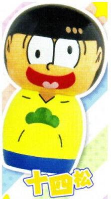 Osomatsu-san Jyushimatsu Koko Mascot Phone Strap NEW