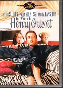 THE-WORLD-OF-HENRY-ORIENT-DVD-R4-2005-Peter-Sellers-LIKE-NEW-FREE-POST