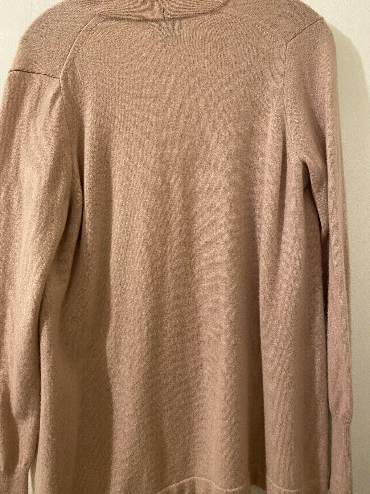 J. Crew Collection Cashmere Open Cardigan Size S … - image 4