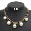 Fashion-Women-Crystal-Chunky-Pendant-Statement-Choker-Bib-Necklace-Jewelry thumbnail 47