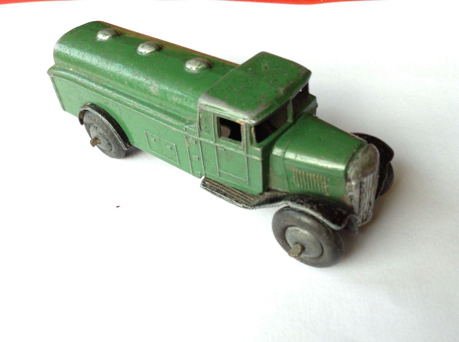 Dinky Toys Pre War 25D Tanker