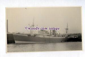 pf3103-John-Holt-Line-Cargo-Ship-Robert-L-Holt-built-1946-photograph