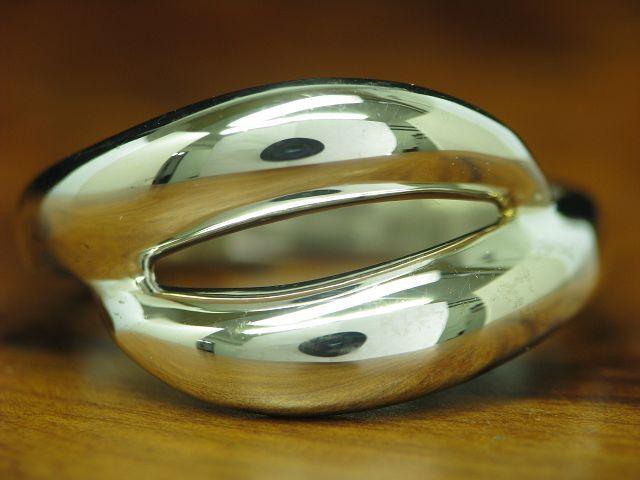 925 STERLING silver RING   ECHTsilver   7,1g   RG 56