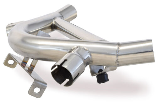 HONDA GL1500 GL 1500 GOLDWING GOLD WING EXHAUST COLLECTOR STAINLESS STEEL