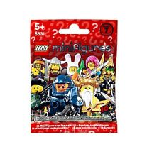 LEGO 8831 SERIES 7 MINIFIGURES CHOOSE OR PICK A FIGURE FROM THE LIST...