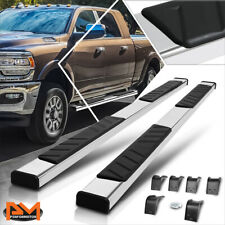 For 09 20 Ram 150025003500 Crew Cab 5 Pad Side Step Nerf Bar Running Boards Fits Dodge Ram 1500