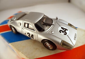 Record-F-Porsche-904-GTS-N34-Le-Mans-1964-en-boite-Kit-Goupille-monte-1-43