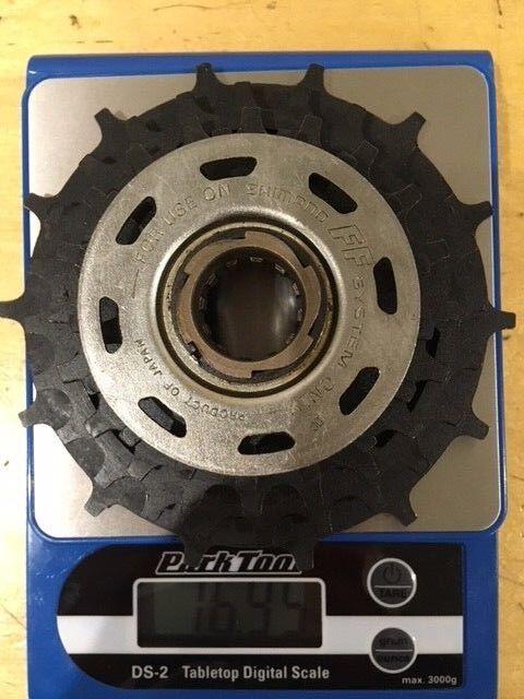 Shimano 5 Spd NOS FF Bicycle Freewheel  (Schwinn)  promotions