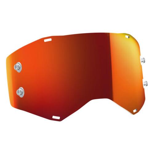 Scott Goggle disco di ricambio per prospect//Fury Orange CROMO AFC Works