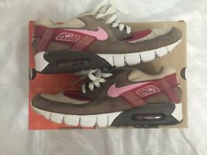 size 40 afec4 9a195 Image is loading 2009-DQM-RARE-NikeAir-Max-90-Current-Huarache-
