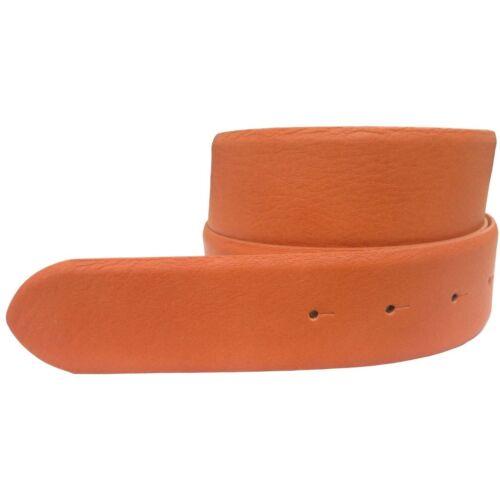 Changement de ceinture sans joins 4,0 cm à la mode marqué structuré Matt vraiment