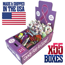 55 New Vending Route Display Honor Boxes Sell Candy Amp Lollipops Donation Charity