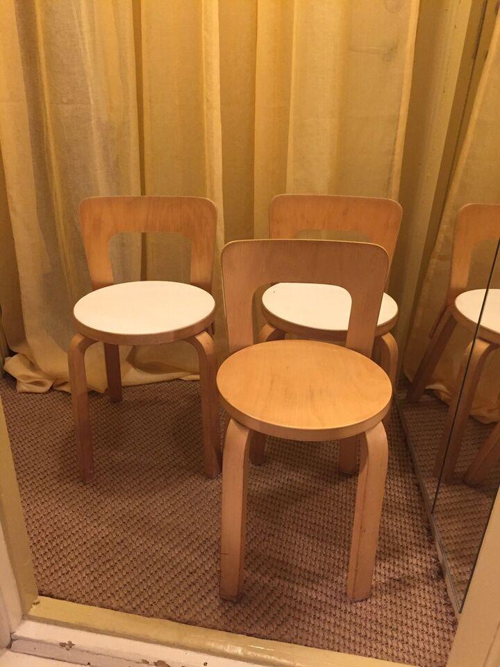 Alvar Aalto, 65, Spisebordstole
