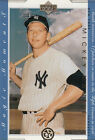 2002 - 2003 Upper Deck UD SuperStars Magic Moments Mickey Mantle #MM7 Baseball Card