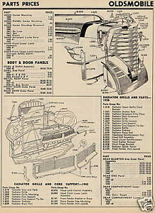1936-1937-1938-1940-1941-1942-PLYMOUTH-PARTS-LIST-X