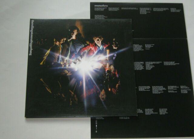 The Rolling Stones – A Bigger Bang 2LP NEAR MINT