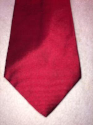 Angemessen Tommy Hilfiger Herren Krawatte 4 X 57 Rot Mit Blau Panel Tommy Hilfiger 100% Garantie