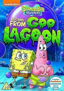 Spongebob-Squarepants-It-Came-From-Goo-Lagoon-DVD-Nuevo-DVD-3719973