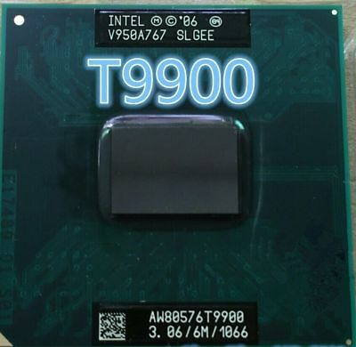 SLGEE T9900 Intel Core 2 Duo 3.06 GHz 6MB 1066 MHz Socket P US free shipping