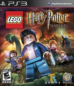 LEGO-Harry-Potter-Years-5-7-PS3-Game-Brand-New-Sealed