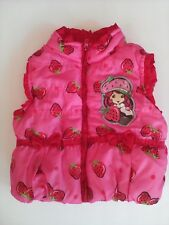 f27157d75a Strawberry Shortcake - Footed Blanket Sleeper Pajamas Girls Size 24 ...