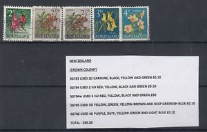 New-Zealand-1960-2-1-2d-SG784w-Plus-Extras-VFU-J1611