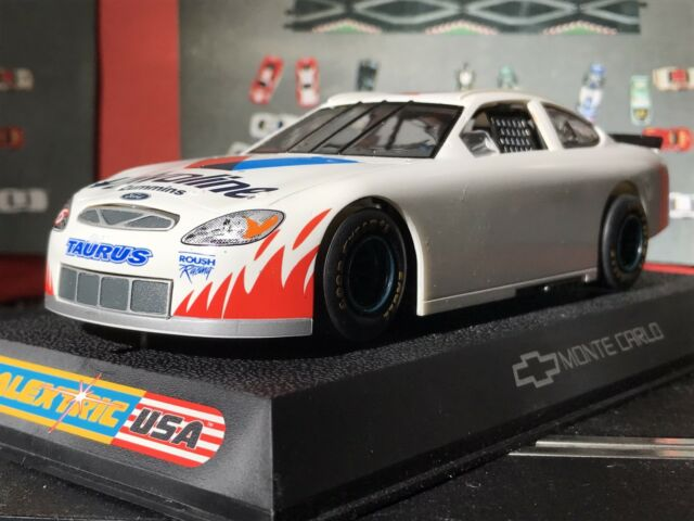 Scalextric NASCAR Half Hand Painted Prototype PreProduction Sample Oneoff EC
