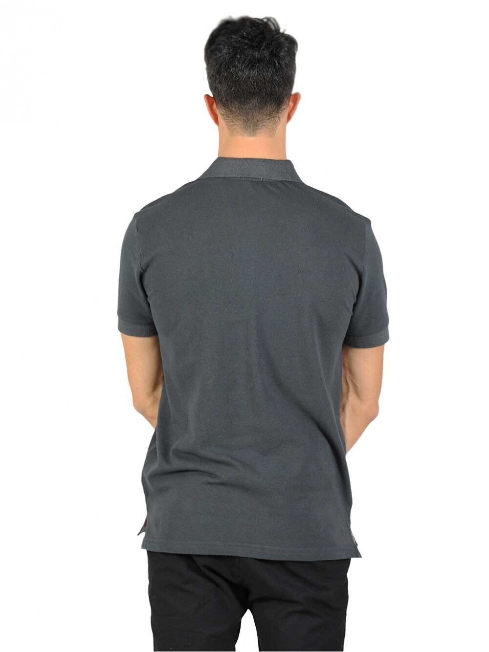 ARMANI JEANS bianco T-Shirt-Maglietta da uomo 8N6D01 in bianco JEANS 5bbe9c