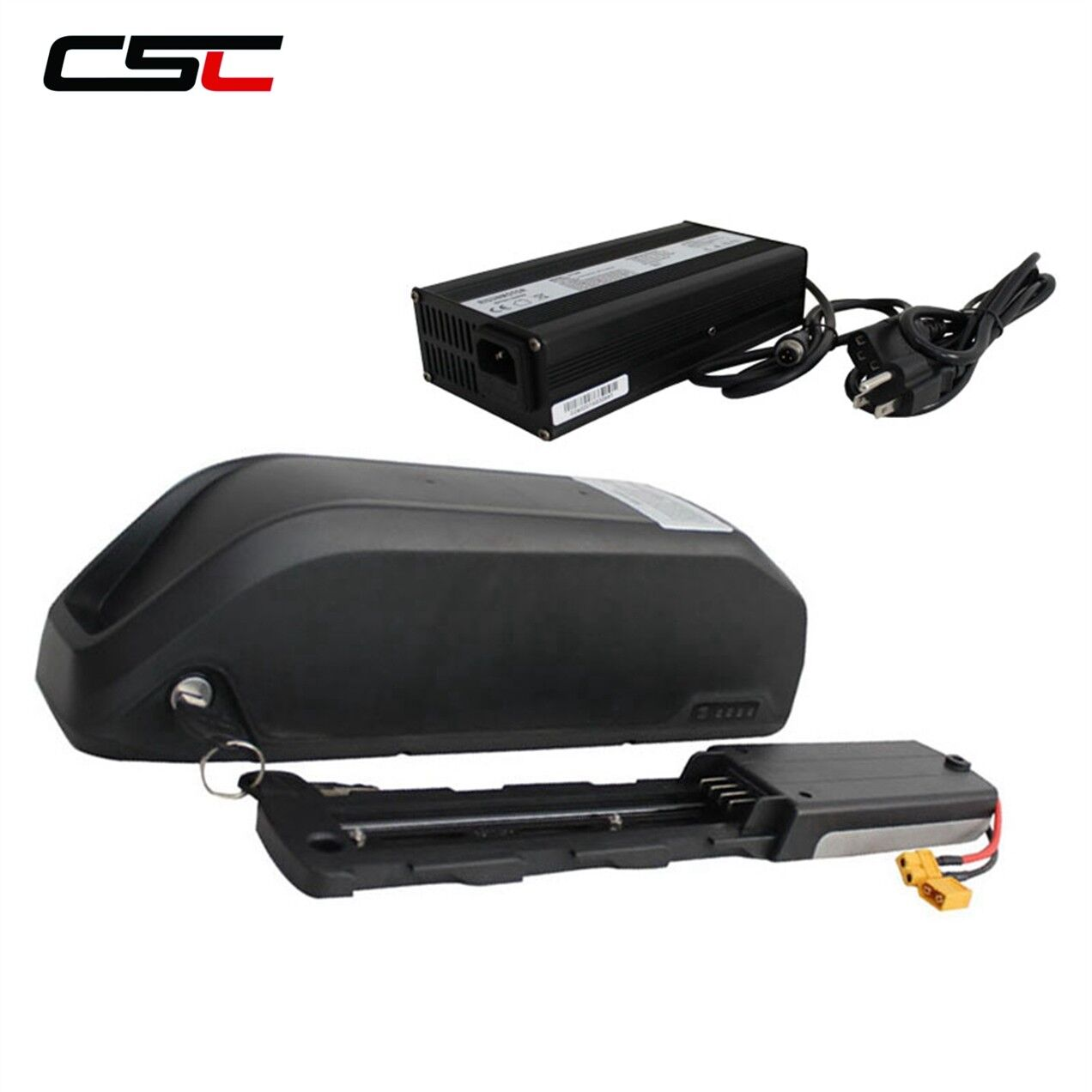 E-bike Li Battery 52V 17.5AH 1500W Samsung Cell  Electric Bike Battery  on sale 70% off