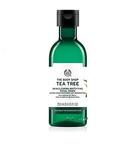 The-Body-Shop-Tea-Tree-Skin-Clearing-Mattifying-Toner-250ml-for-Blemished-Skin