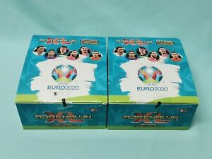 Panini-Adrenalyn-XL-Uefa-Euro-EM-2020-20-x-Fat-Pack-je-32-Cards-Limited-Edition