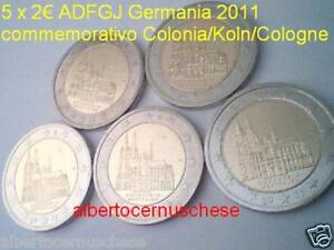 5-x-2-euro-2011-GERMANIA-Allemagne-Colonia-Cologne-Koln-Germany-Deutschland