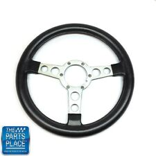 1970-81 Pontiac Firebird / Trans Am / GTO Steering Wheel - Silver Spoke - Bare
