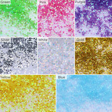 10g/bag Shining Mirror Powder Nail Art Chrome Pigment Nail Glitter DIY Dust