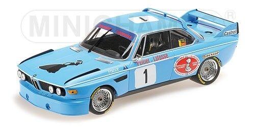 Minichamps - BMW 3.0 CSL PRECISION LIEGEOISE LAFOSSE WINNERS 4H Monza 1974 1 18