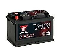 Yuasa YBX3086 Standard Battery