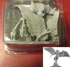 Darklands NOR-SFG-3404 Oddr Hrafnmann Warrior (1) Miniature Birdman Raven-kin