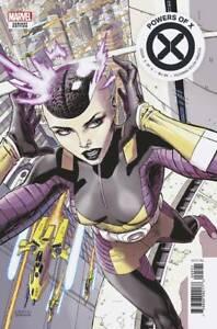 Powers-of-X-5-Weaver-New-Character-X-Men-Marvel-NM-or-Better-9-25-2019