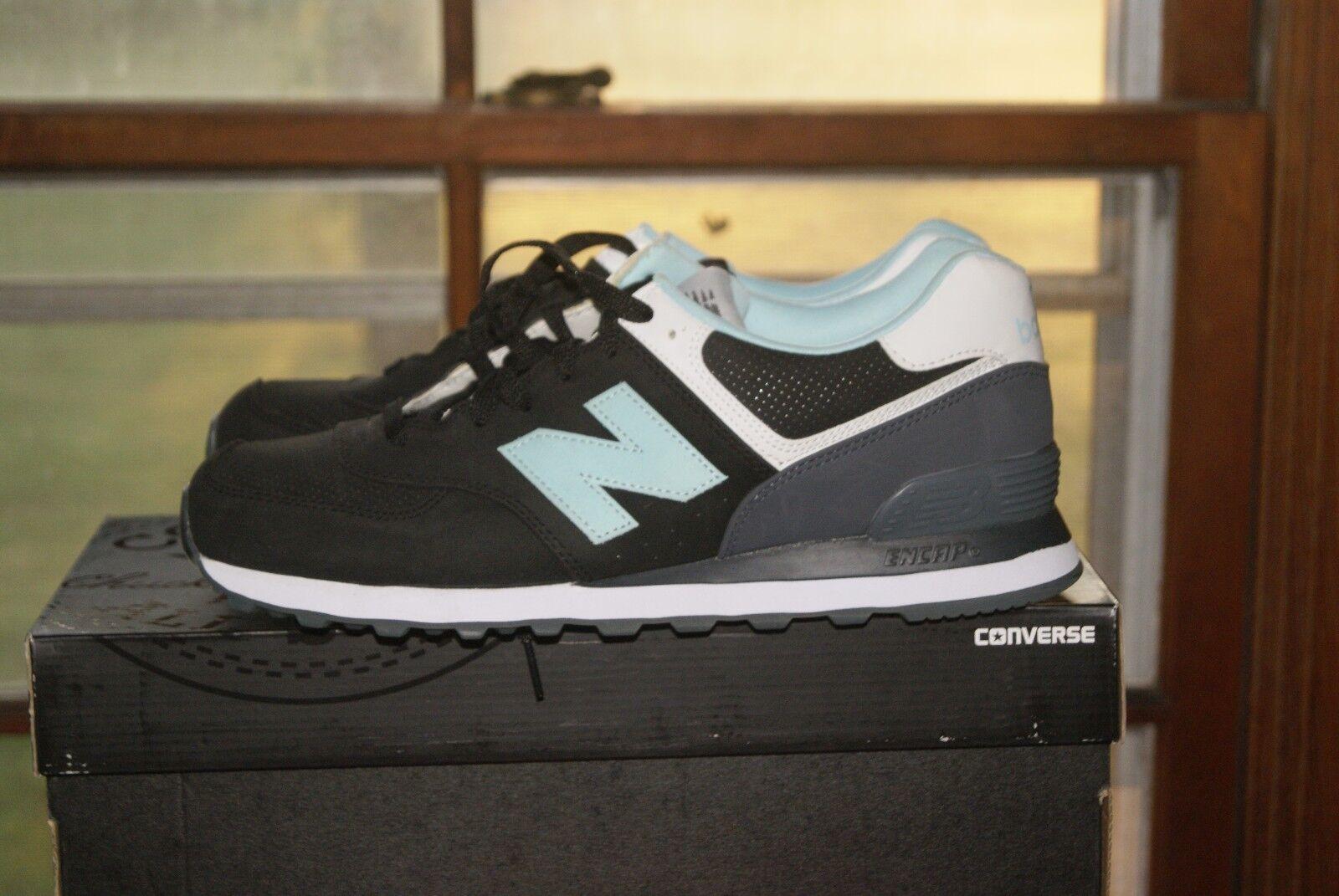 Uomo new balance ml sbw 574 sbw ml nero gray blue 12 shoes run walk f346f0
